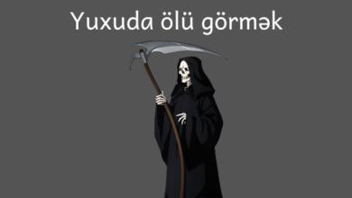 Photo of Yuxuda ölü görmək