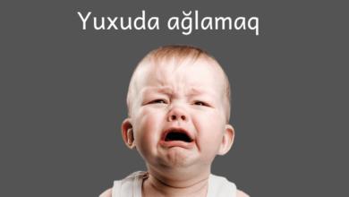 Photo of Yuxuda aglamaq nedir?