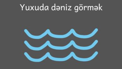 Photo of Yuxuda dəniz görmək