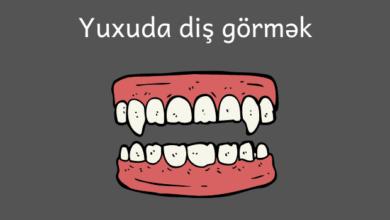Photo of Yuxuda dis gormek