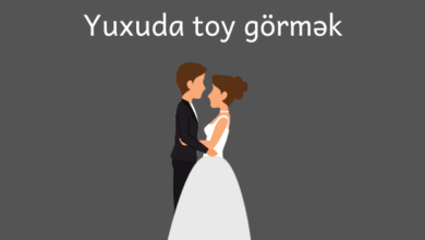 Photo of Yuxuda toy görmək ✅