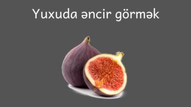Photo of Yuxuda Encir Görmək ✅