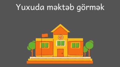 Photo of Yuxuda mekteb gormek