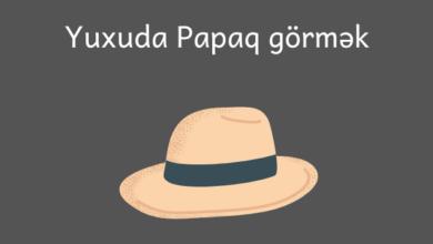 Photo of Yuxuda Papaq Görmək ✅