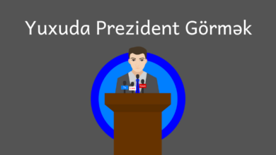 Photo of Yuxuda Prezident Gormek ✅