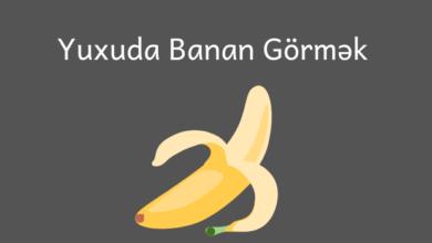 Photo of Yuxuda Banan Gormek ✅