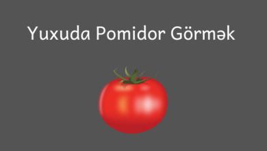Photo of Yuxuda Pomidor Gormek Nə Deməkdir? 🍅