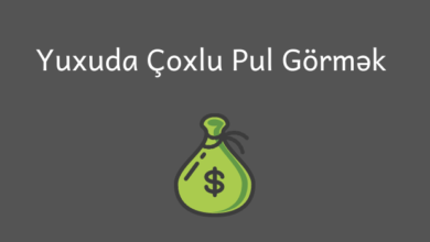 Photo of Yuxuda Coxlu Pul Gormek ✅