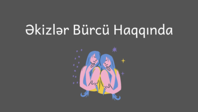 Photo of Ekizler Burcu Haqqinda ♊️