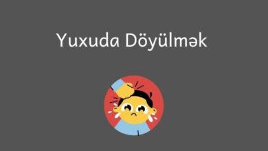 Photo of Yuxuda doyulmek