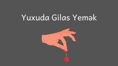 Photo of Yuxuda gilas yemek