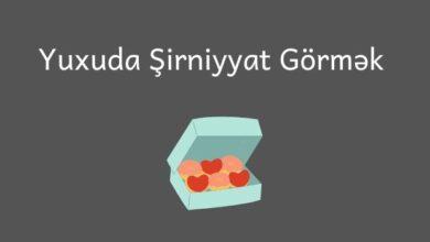 Photo of Yuxuda sirniyyat gormek